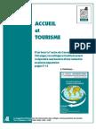 Accueil Et Tourisme