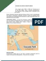 texto - sociedades do antigo oriente médio