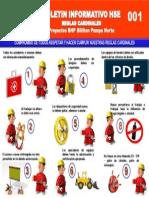 001.- Boletin Informativo Reglas Cardinales