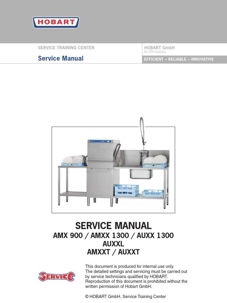 E_AMXserv6L2005-12 | Dishwasher | Mechanical Engineering on