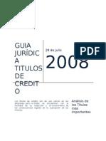 Titulos de Credito Para Prontuario