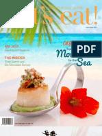 Vol-47 let's eat! Magazine