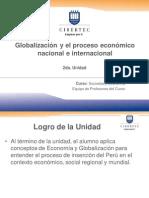 Globalización y el proceso económico