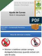 ECT1303-2013.1-Aula6-Ajuste_Curvas_MMQ_ParteII