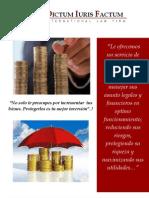 Brochure of DIF_Español