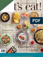 Vol-48 let's eat! Magazine