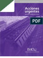 Indice Compoatetividad Ciudades Mexico