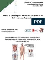 XI. Bioquimica via de Las Pentosas