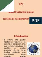 Introducción - GPS