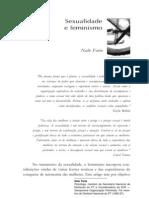 Sexualidade e Feminismo, Nalu Faria - XV Congresso