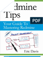 Redmine Tips Sample Chapters