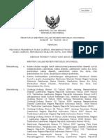 Permen_no.30-2012 Tentang Pedoman Pemberian Nama Ibukota, Perubahan Nama Daerah, Perubahan NamaIbu Kota, Dan Pemindahan Ibu Kota