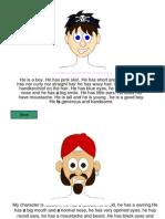 Describing People 2