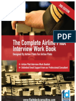 Look Inside Airline Pilot Workbook Website PDF