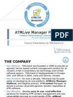 Atm Live Manager 2011