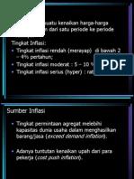 Materi 11 Dan 12 Inflasi Dan Pengangguran Utk Mhsw s1 Reg