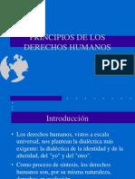 CARACTERISTICAS DE LOS DERECHOS HUMANOS PPT