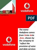 18009003 Vodafone Ppt