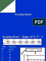 Acceleration (1)