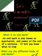 8. Punctuation