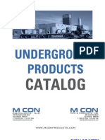 Underground Products Catalog