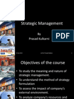 Strategic Management Full