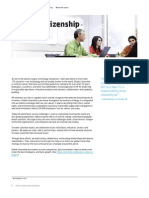 Hp Fy11 Gcr Global Citizenship Strategy