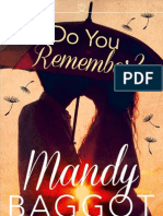 Do You Remember - Mandy Baggot - Extract