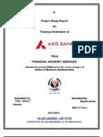 Axis Bank (Finance)