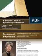 Baxter Magolda Presentation