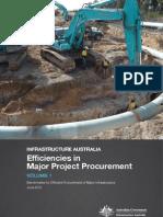 Procurement Benchmarking Volume 1 Final
