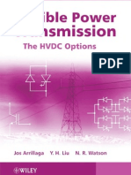 Flexible Power Transmission HVDC