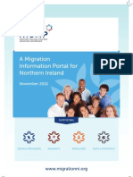 A Migration Information Portal for Northern Ireland NISMP 20121100