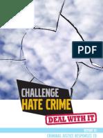 Challenge Hate Crime SEUPB 01 Criminal Justice Responses 20121100