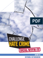 Challenge Hate Crime SEUPB 02 Defining Sectarianism 20120800