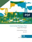 Community Dialogue Tool Lurgan Town Project SELB 20130500