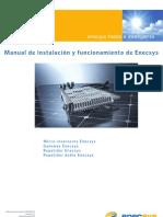 Manual Microinversor Enecsys