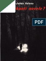 -u Rakonti Novele - Johan Valano