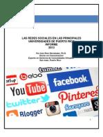 Ivan Neftali Rios Hernandez- Las redes sociales en las universidades de Puerto Rico