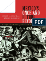 Mexico's Once and Future Revolution by Gilbert M. Joseph and Jürgen Buchenau