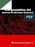 Gramática Quechua Huallaga