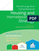 Nunavut Housing and Homelessness Strategy