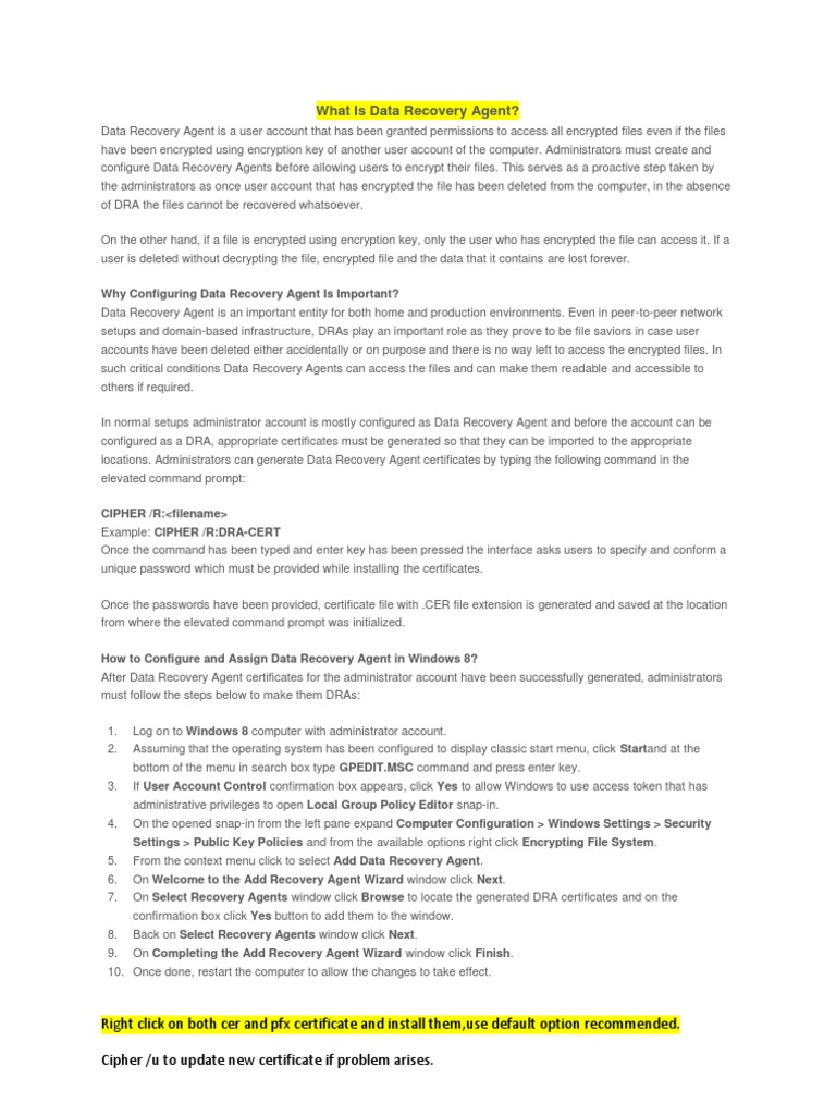 DRA BY SUSHIL SHARMA   Computer File   User (Computing)