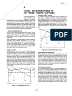 PRACTICAL CONSIDERATIONS IN