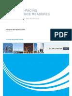 Customer Facing Performance Measures Feedback Summary Response