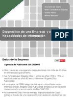 diagnosticodeunaempresaysusnecesidadestecnologicas-090910140433-phpapp02
