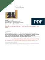 UDL Lesson Plan Group 1