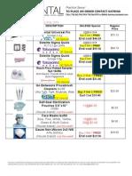 Weekly Sale July 22 -31