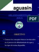 Ablandamiento de Agua002