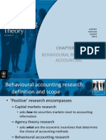 ch13 behavioural accounting